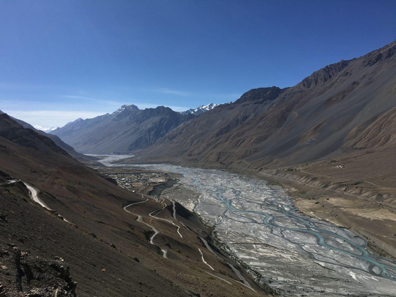 Photo of Spiti Valley By Akash Satpathy