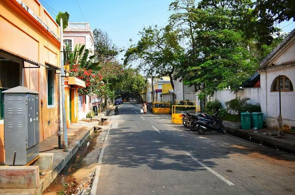 Photo of Pondicherry By Bhanu Pratap Singh