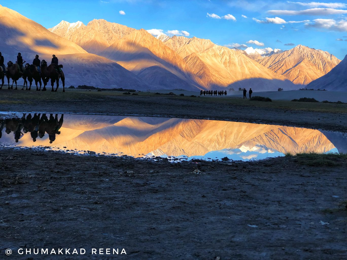 Photo of Nubra Valley By Ghumakkad Reena
