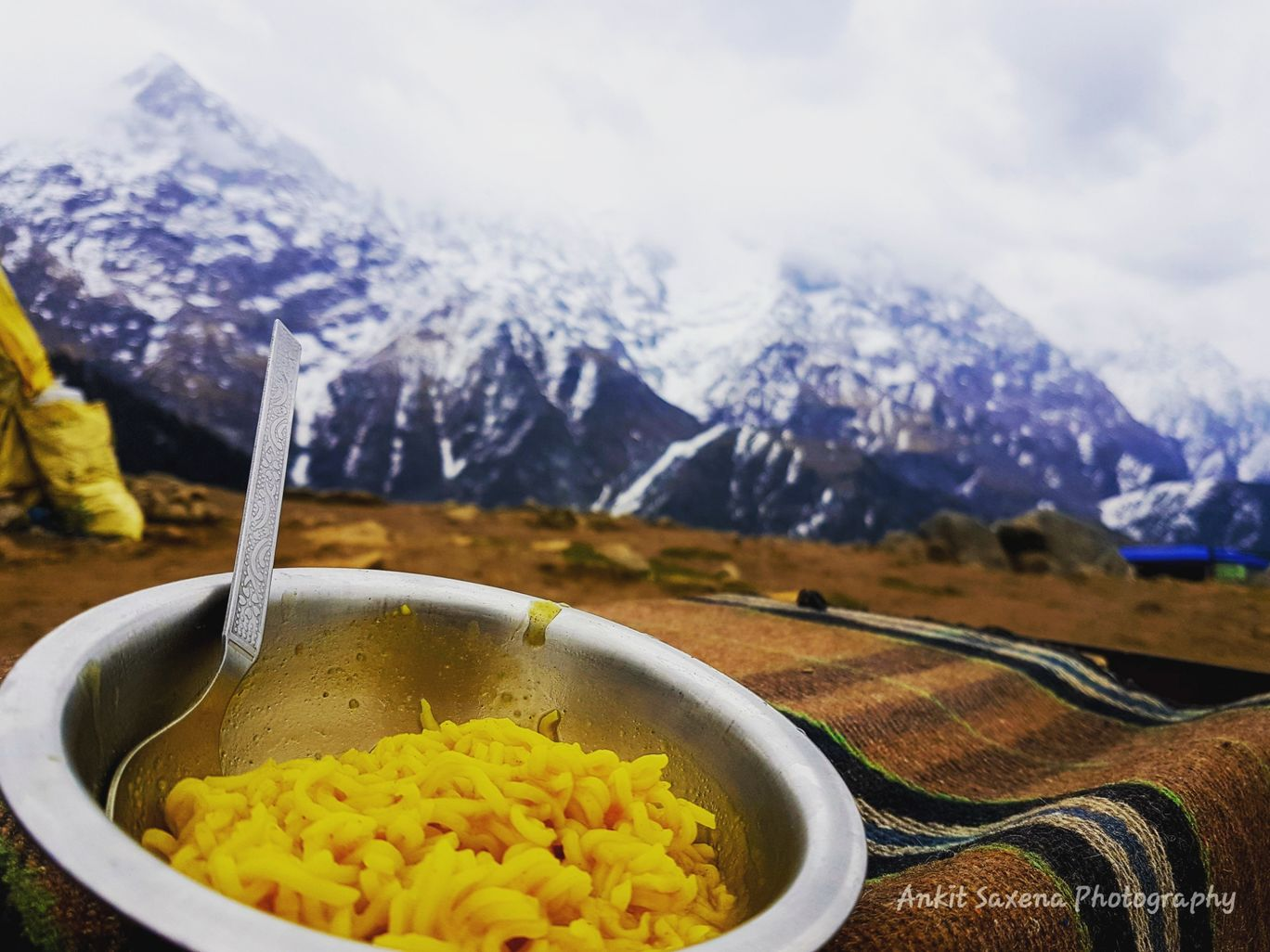 Photo of Triund By Ankit Saxena