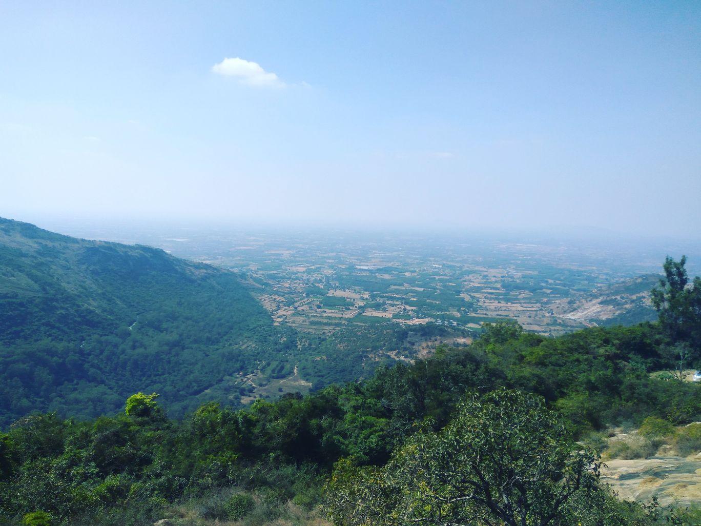 Photo of Nandi Hills By Simanjali Jena