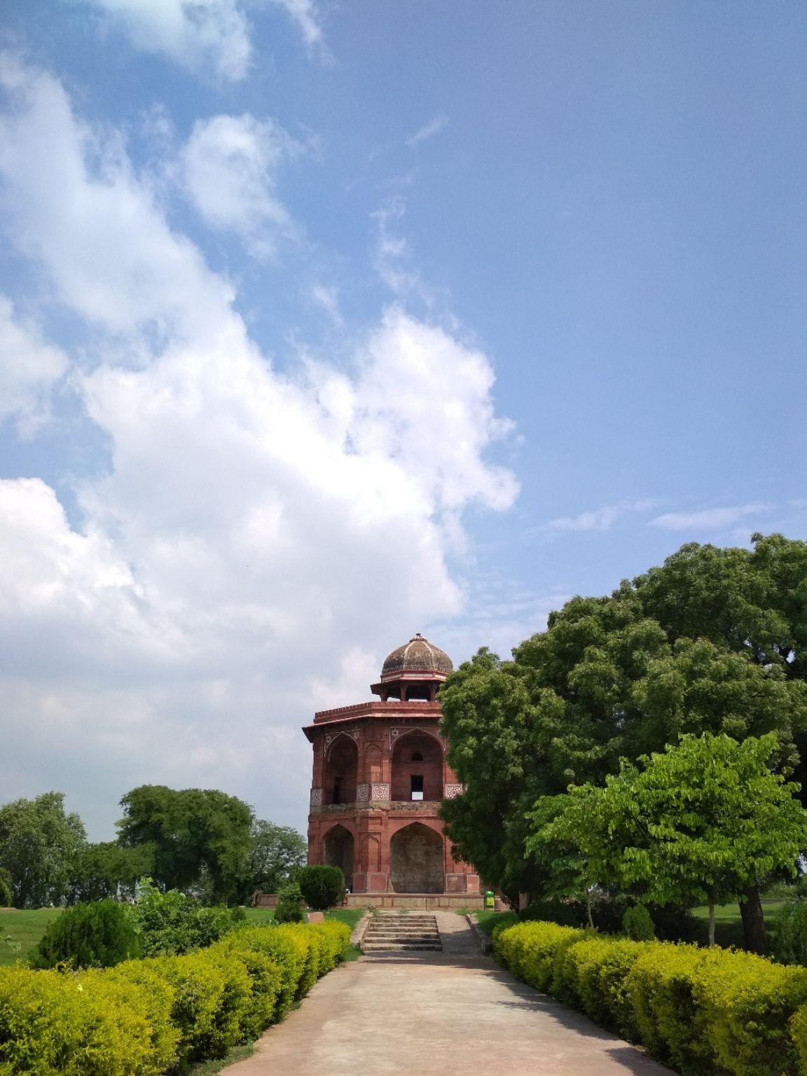 Photo of Purana Qila By Tanvi Diwan