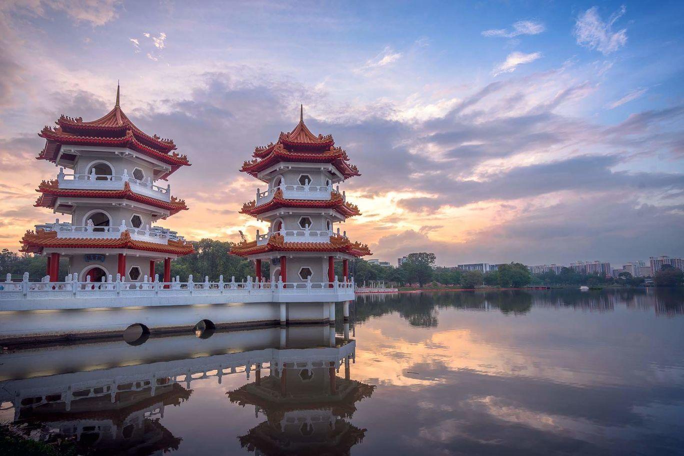 Photo of Chinese Garden By Antara Sharma
