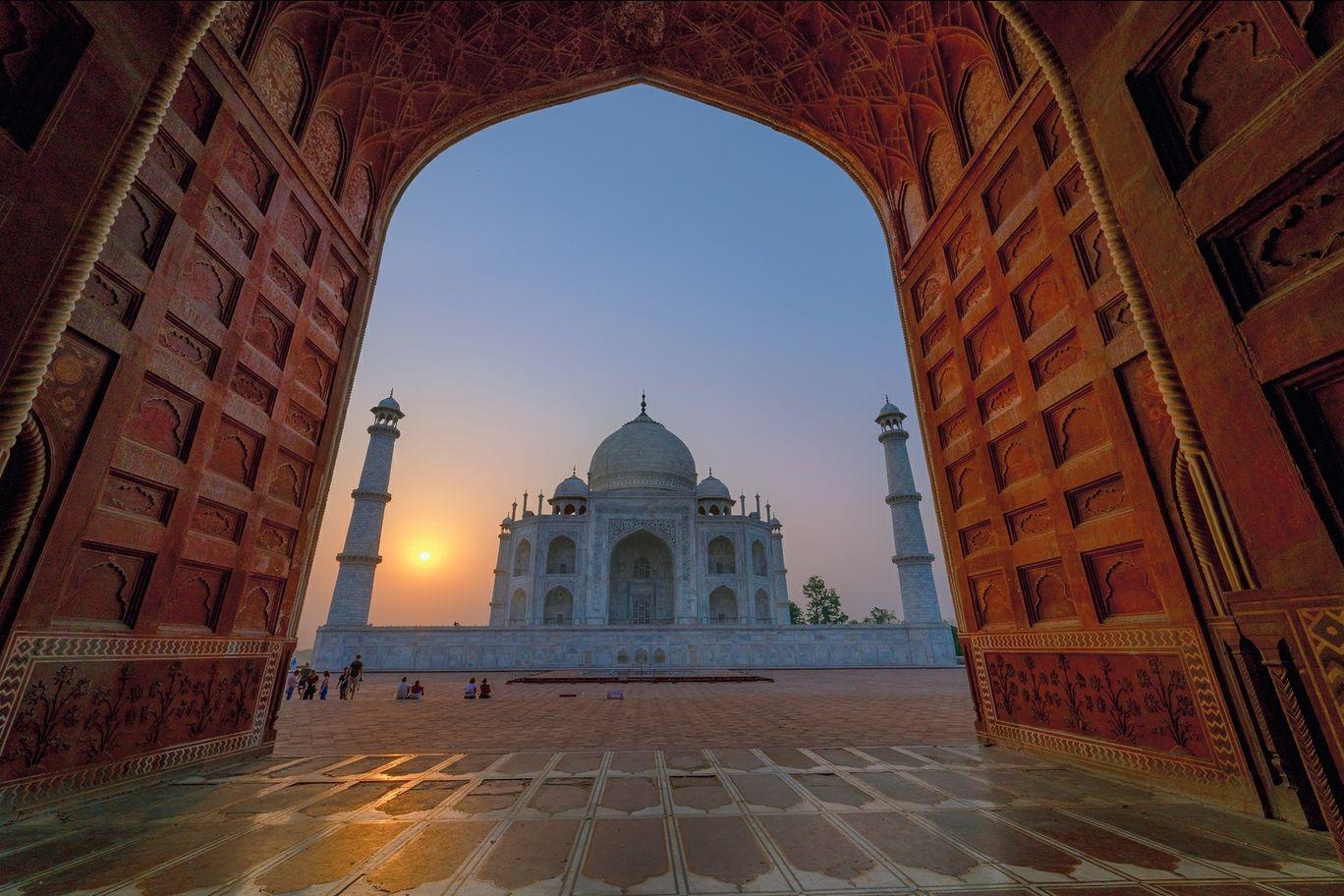 Photo of Agra By Antara Sharma