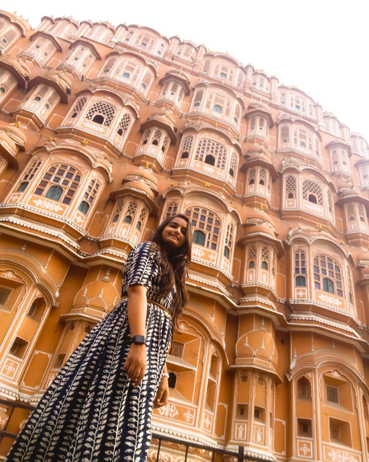 Photo of Hawa Mahal By Aishwarya Joshi
