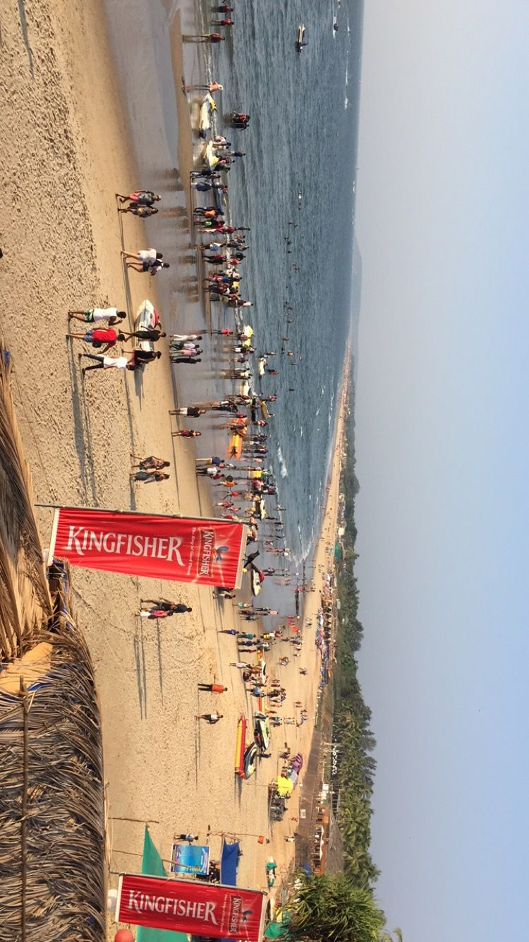 Photo of Sinquerium Beach Goa By Tejsingh Patil