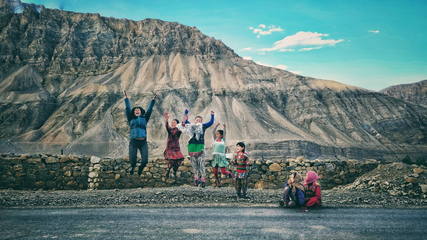 Photo of Spiti Valley By Anjali Aggarwal