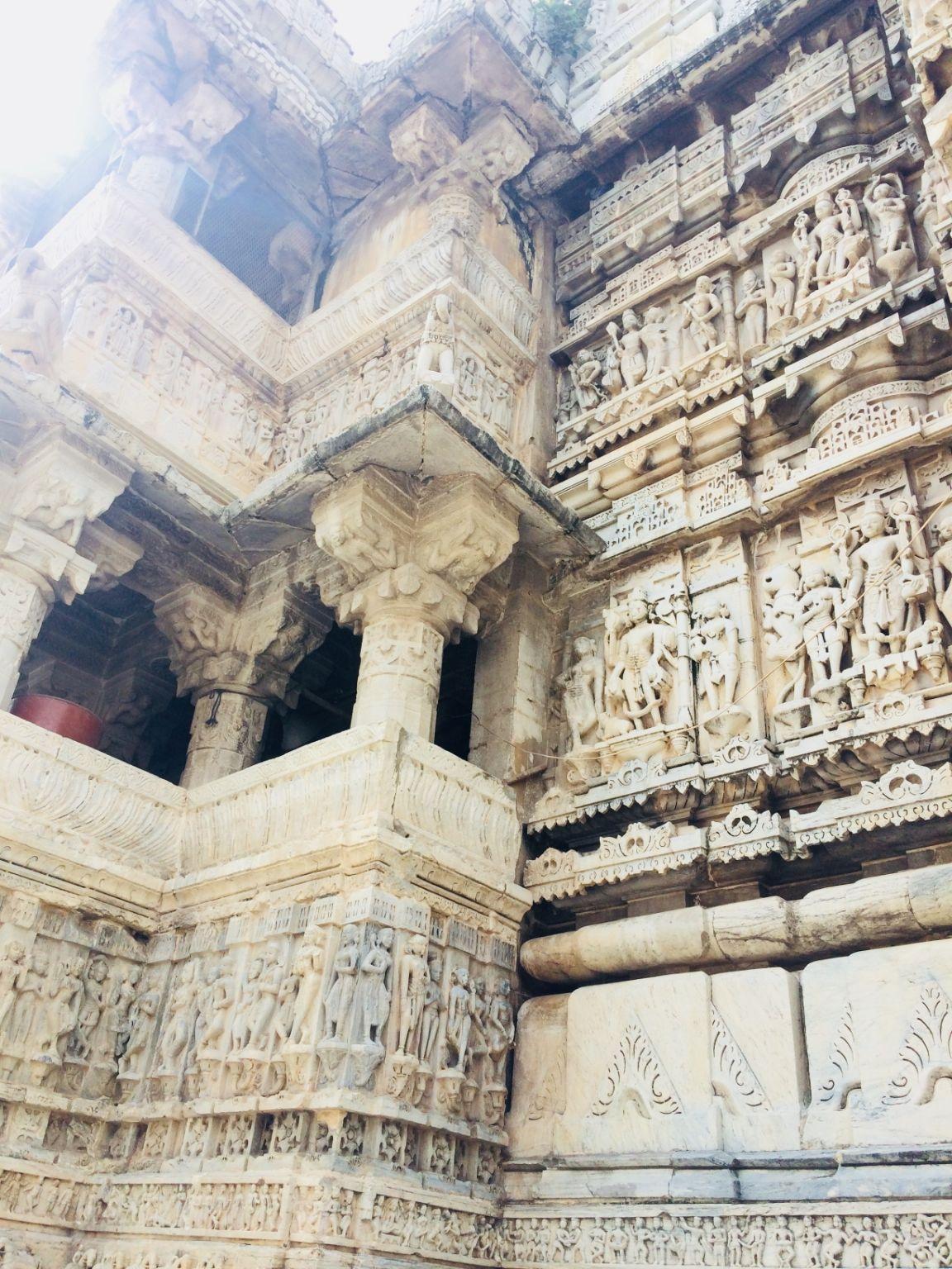 Photo of Jagdish Temple Road By Riya Jaiswal