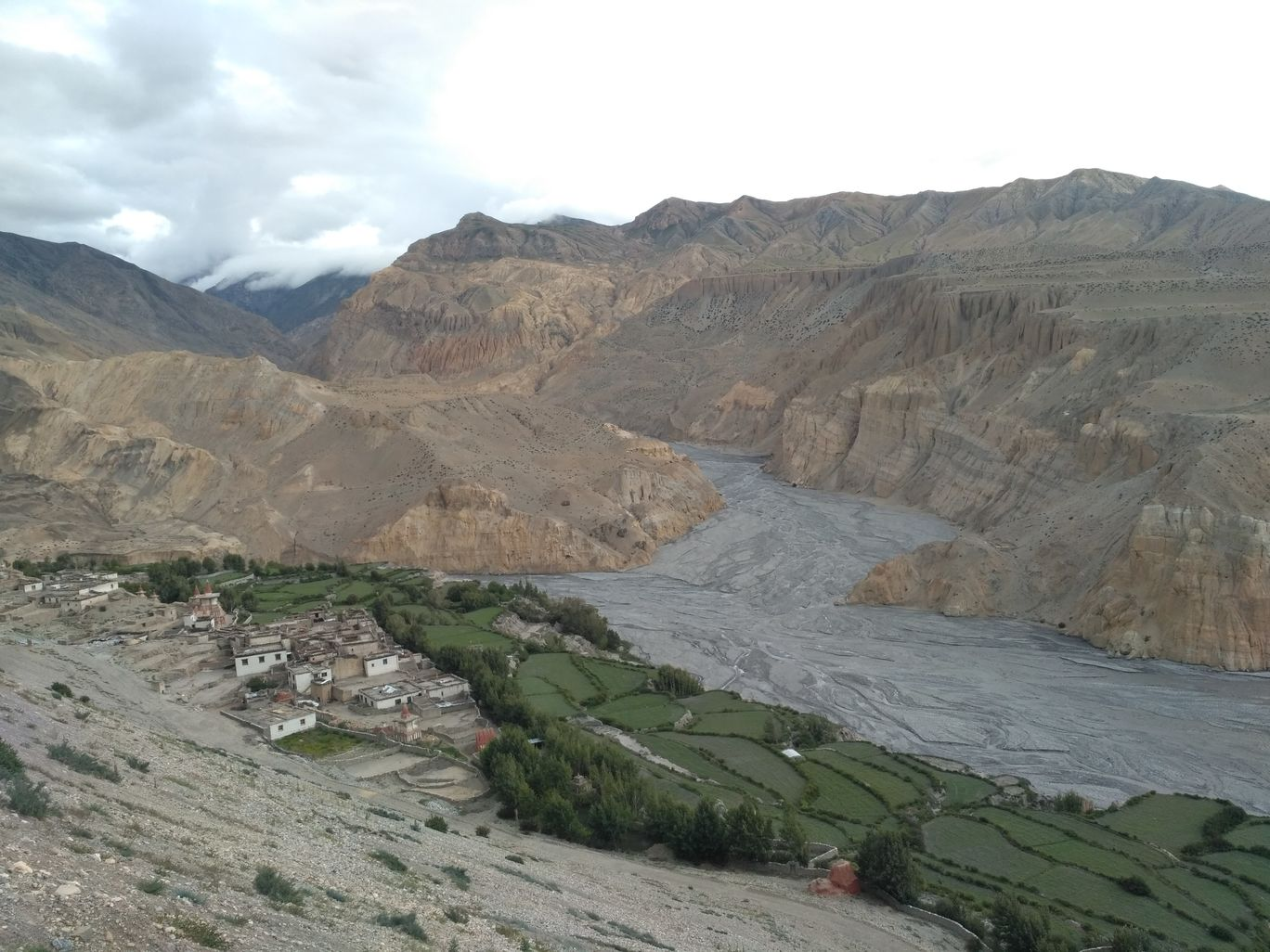 Photo of Lo Manthang By Nepal Gateway Trekking