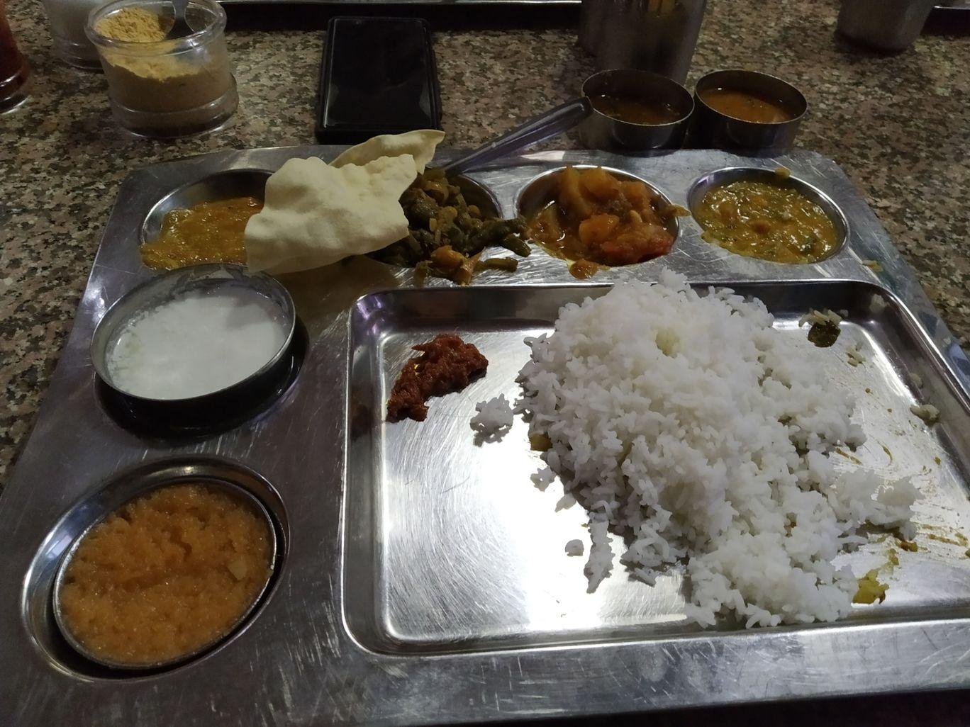 Photo of Andhra Pradesh Bhavan Canteen By Aayushi Jain