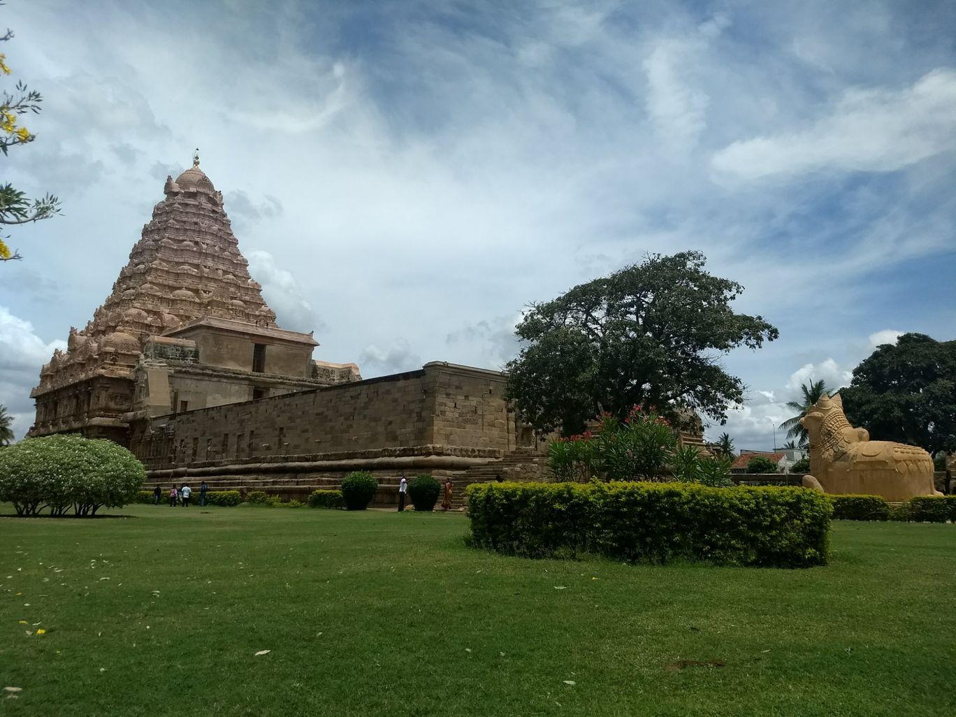 Photo of Gangaikonda Cholapuram By Sharanesh Raman