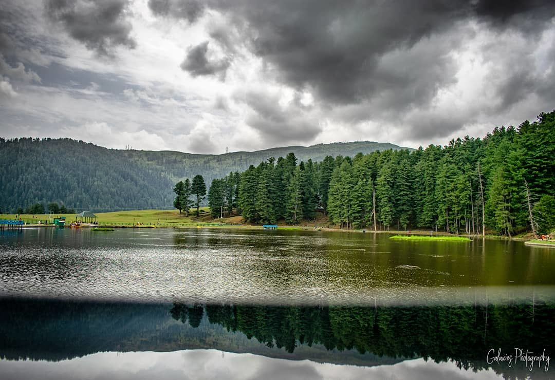 Photo of Sanasar Lake By Apoorv Shrivastava