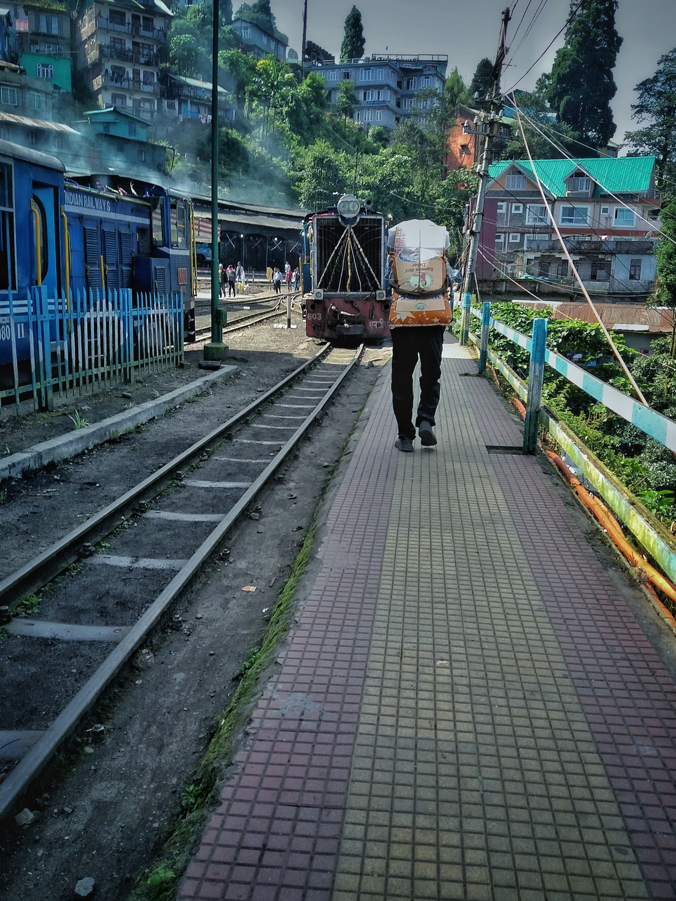Photo of Darjeeling By Apoorv Shrivastava