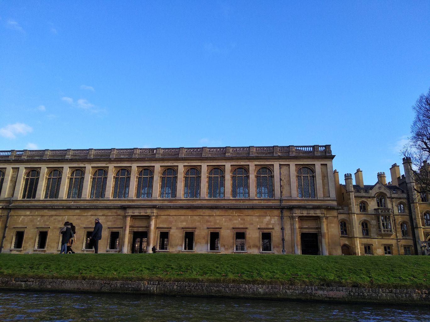 Photo of Cambridge By Sumukh Herlekar