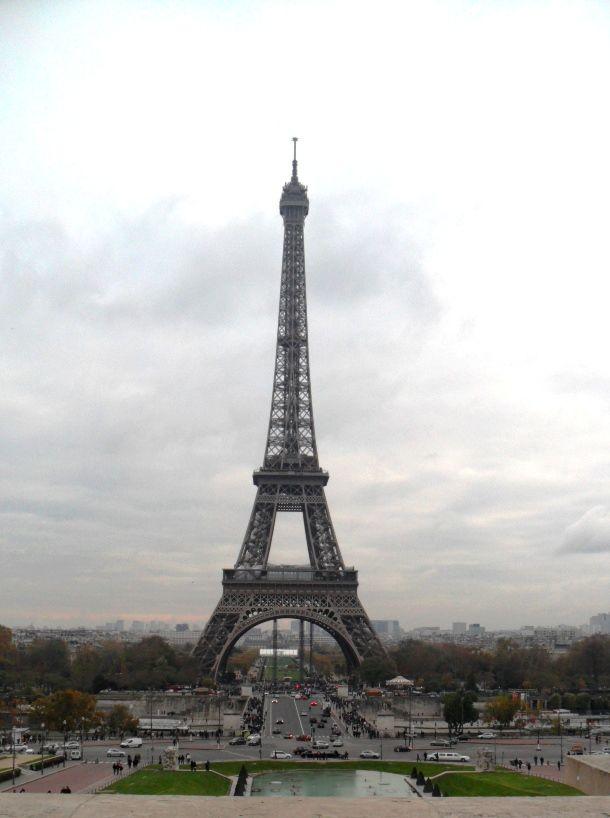Photo of Paris By Prajakta Satpute