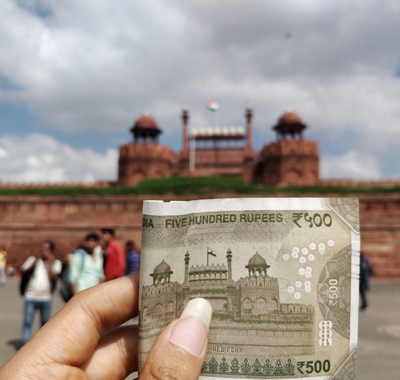 Photo of Red Fort By Samriddhi Nandwana