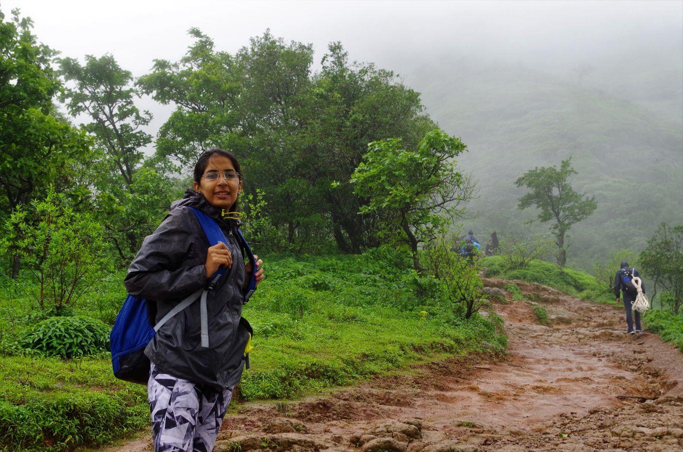 Photo of Harishchandragadh trek Route By Adarsha Dash
