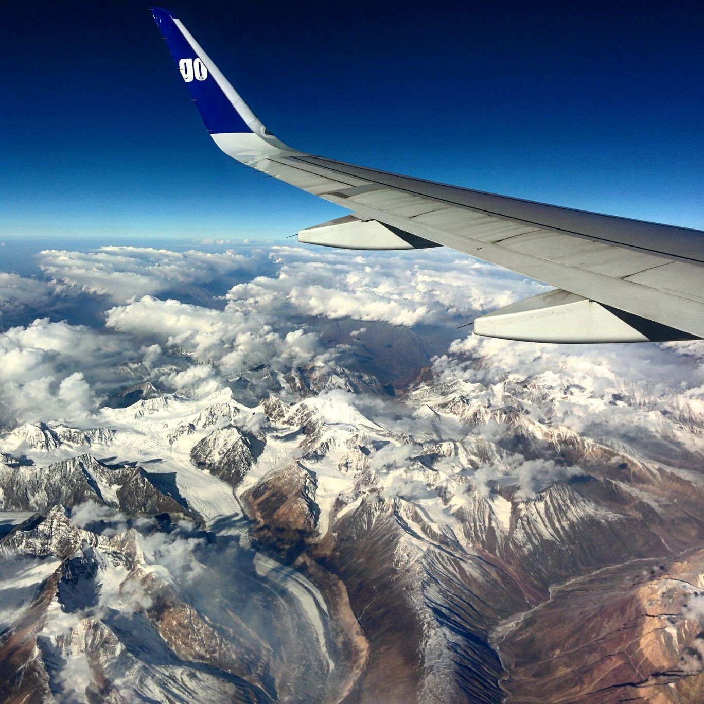 Photo of Himalayas By Gwyneth Pereira