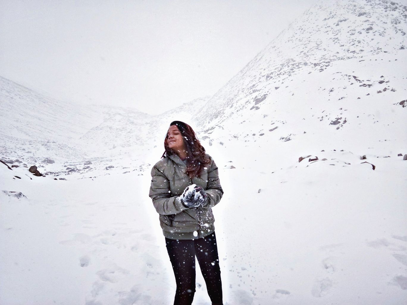 Photo of Chang La Pass By Monica Bhoir