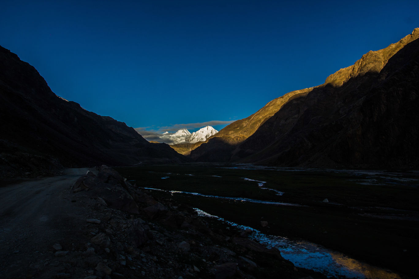 Photo of Kunzum Pass By Tirthankar Ghosh