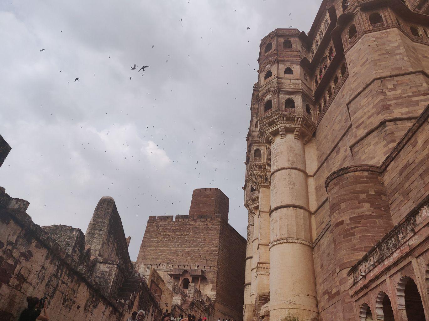 Photo of Mehrangarh Fort By Soumya