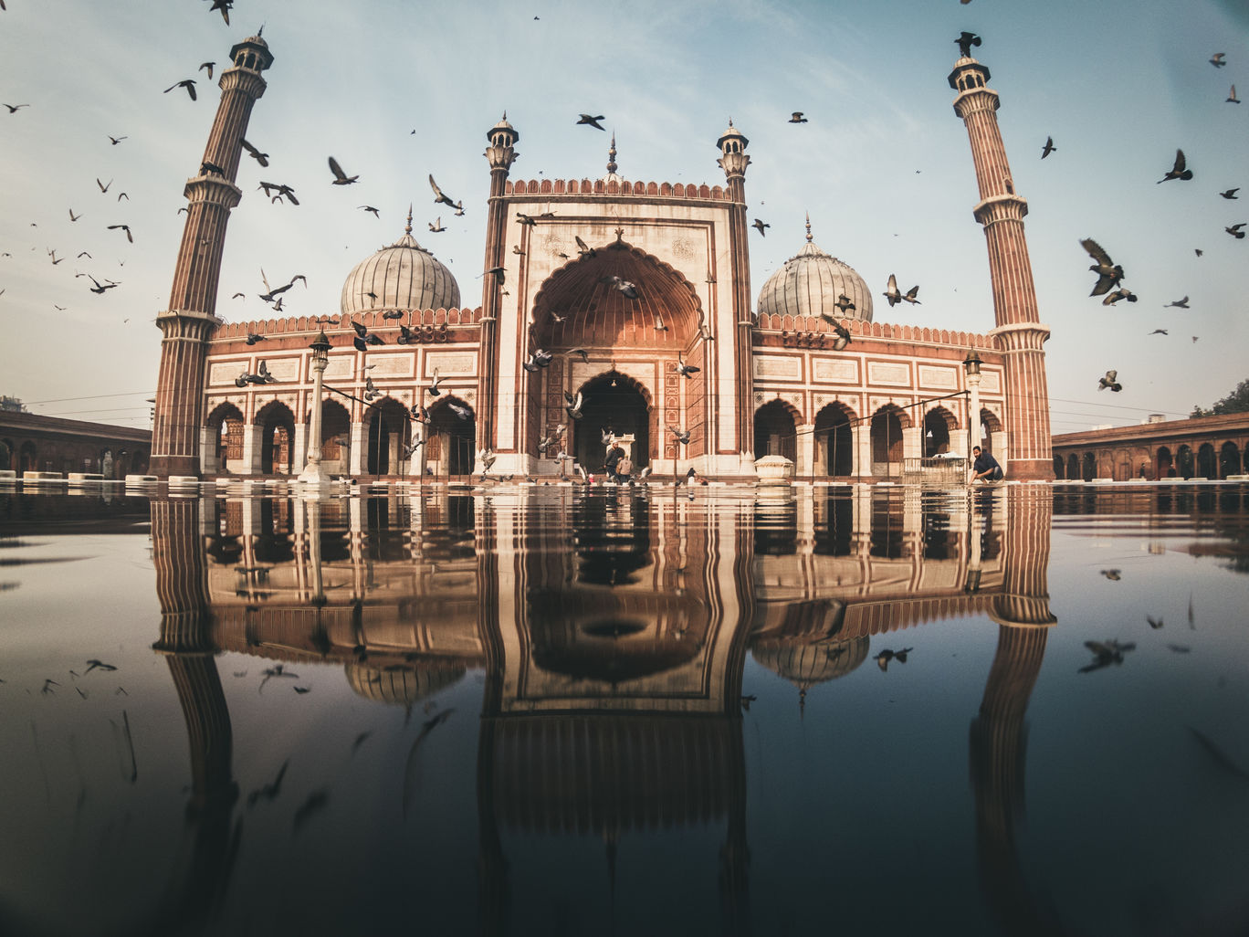 Photo of Jama Masjid By Sudipta Dey