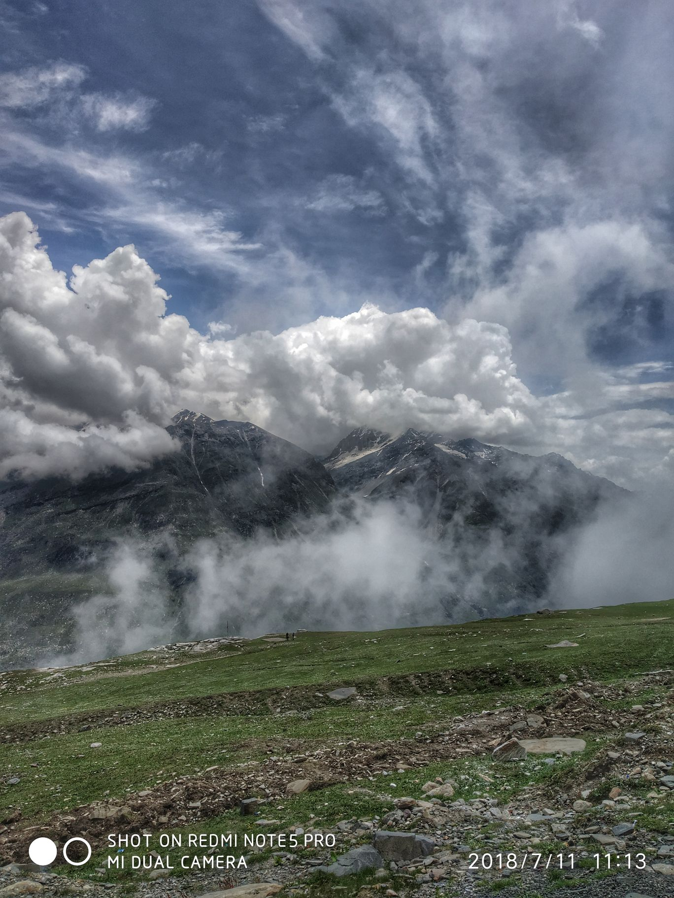 Photo of Rohtang Pass By Hinal Diora