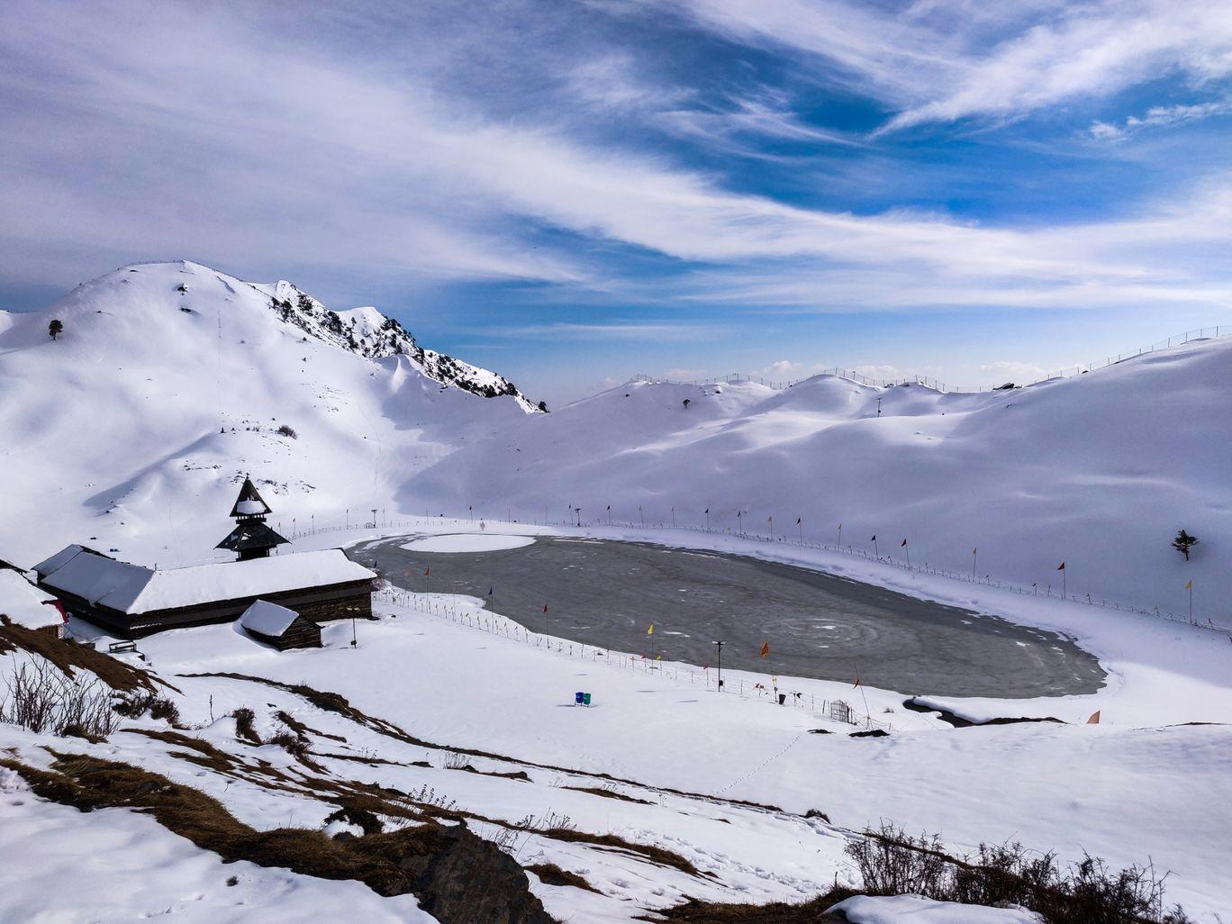 Photo of Parashar Lake By Amaan Ali