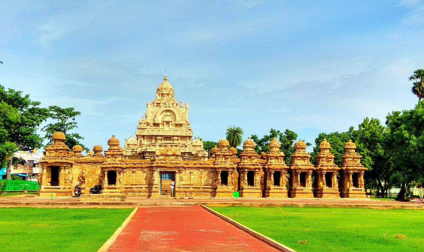 Photo of Kanchipuram By Madhurima Bhowmick