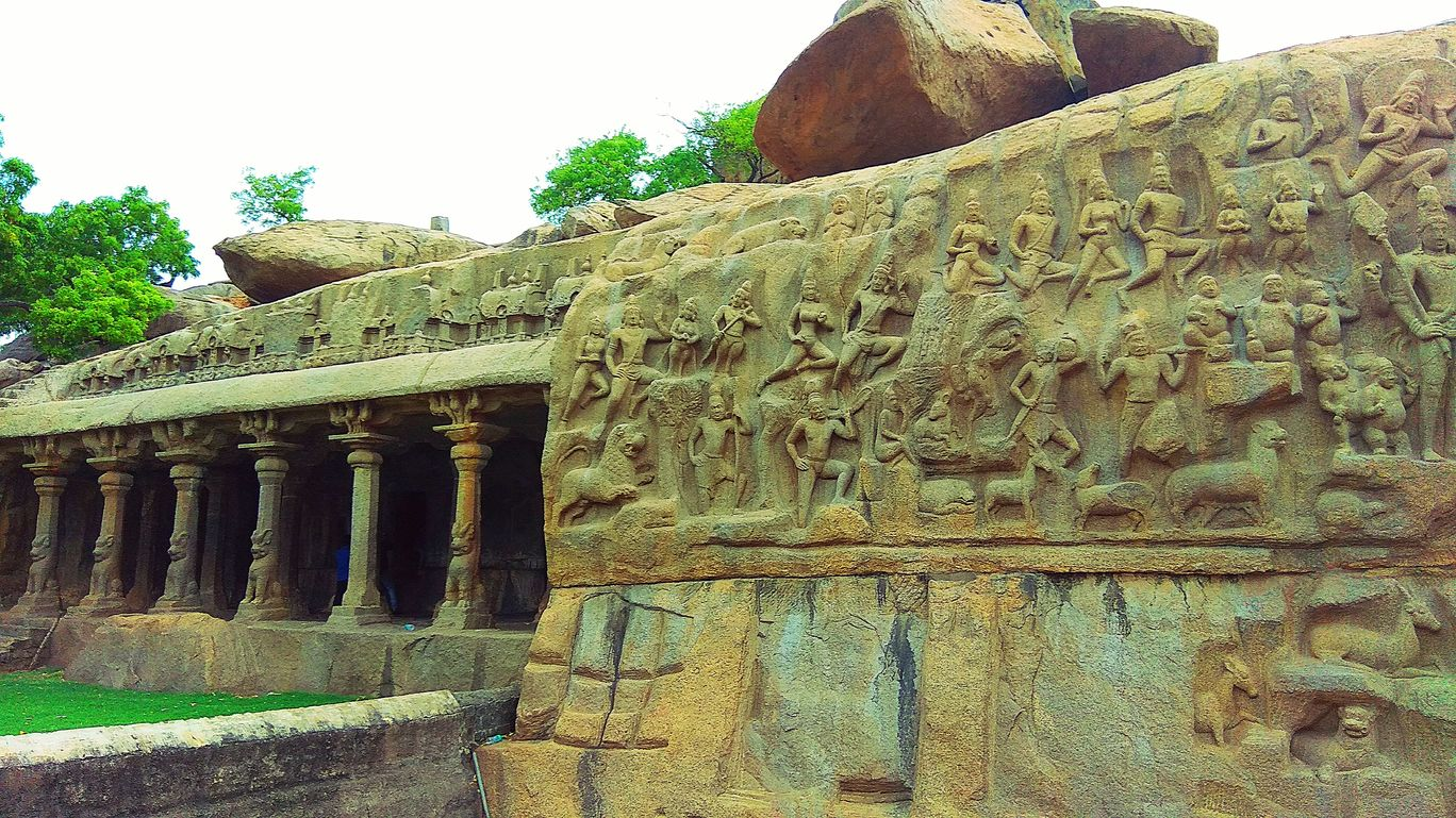 Photo of Mahabalipuram By Madhurima Bhowmick