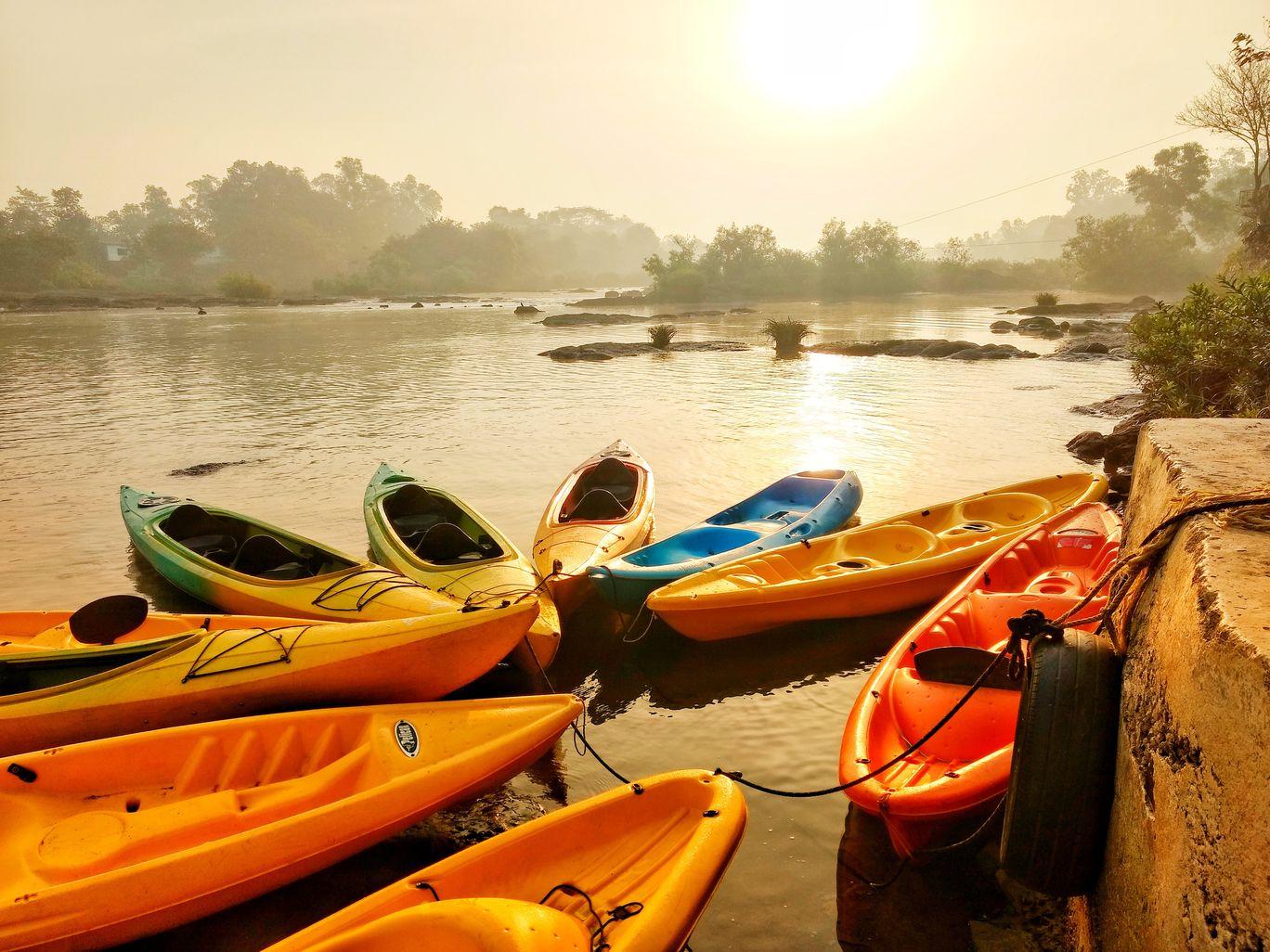 Photo of Kolad River Rafting By Mitali Gujarathi Shitut