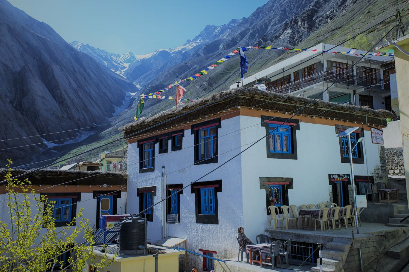 Photo of Tara Guest House in Pin valley By sonamTara