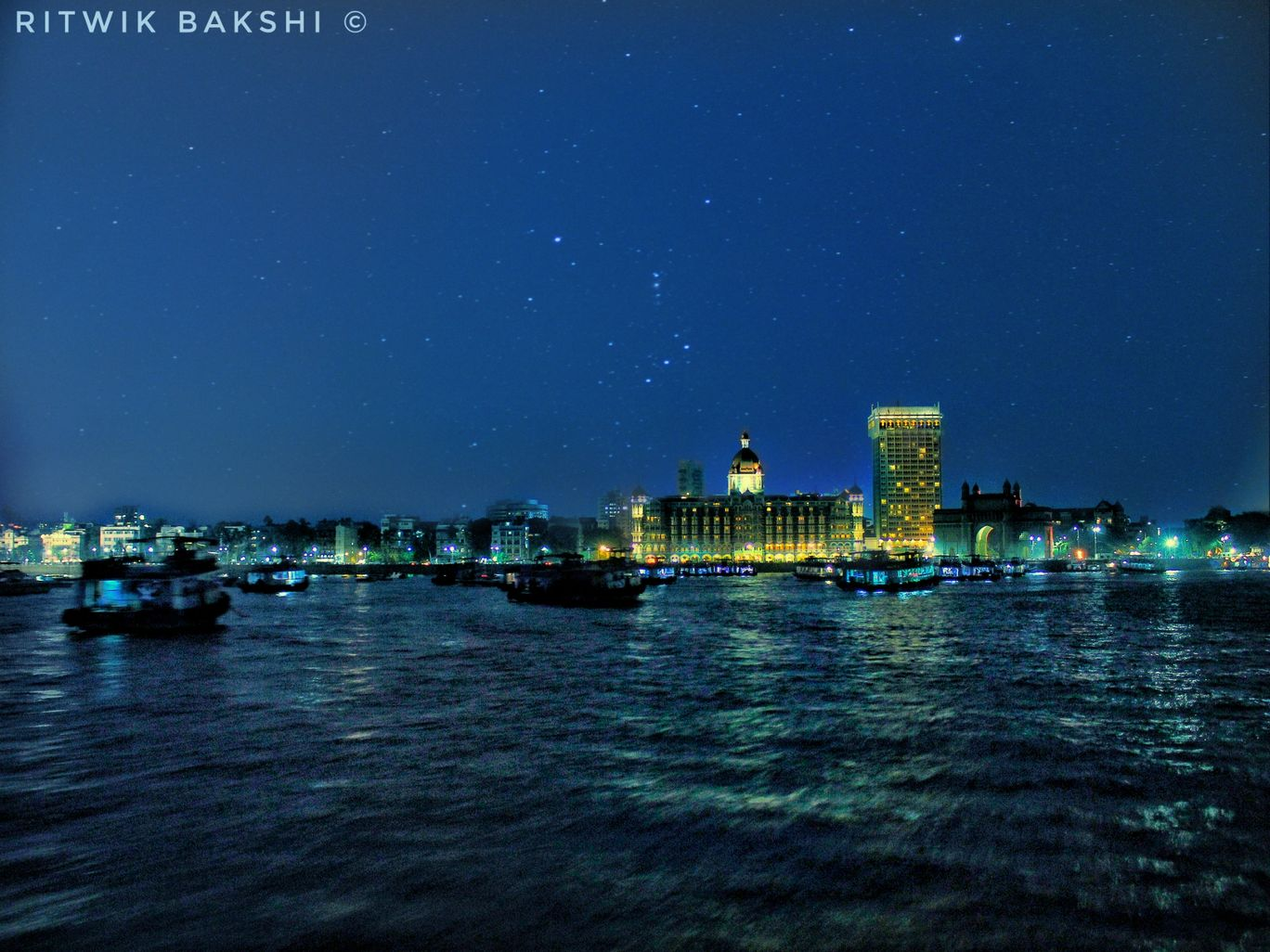 Photo of Mumbai By Ritwik Bakshi