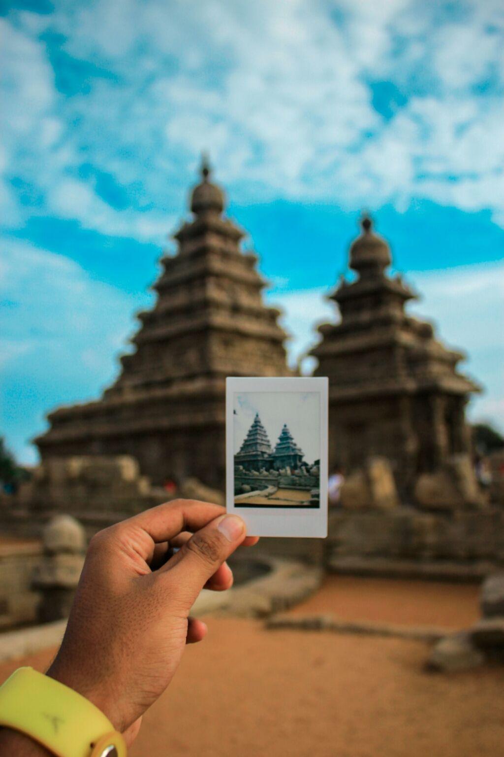 Photo of Mahabalipuram By Ecnad Efil