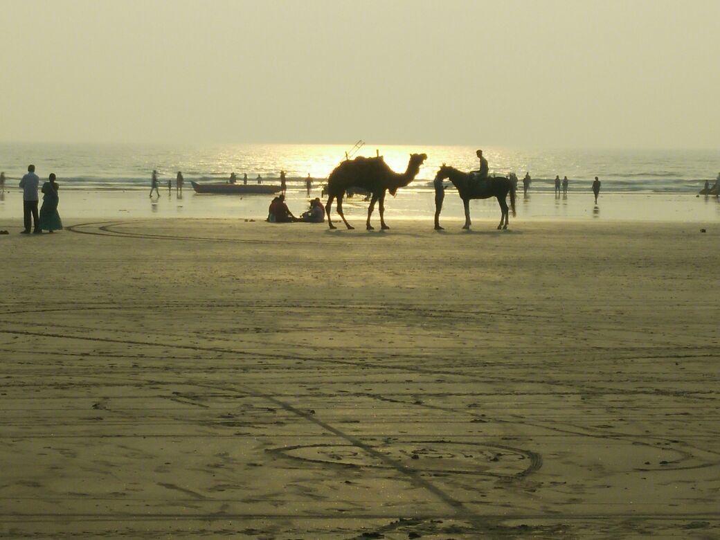 Photo of Diveagar Beach By Ssalini Menon
