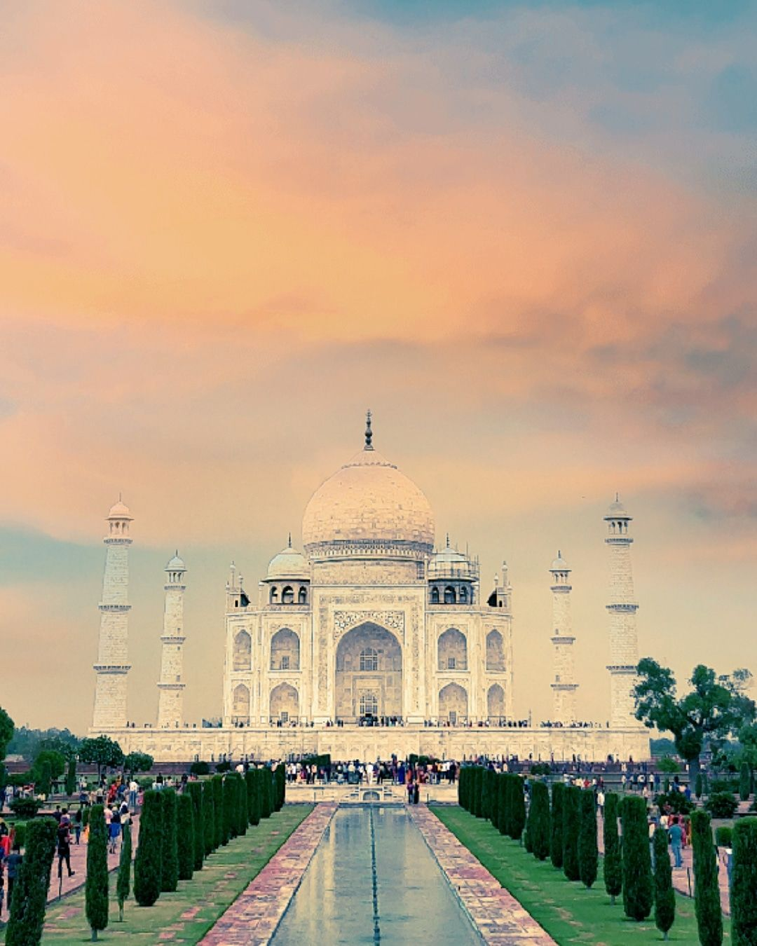 Photo of Taj Mahal By Darsh Golechha
