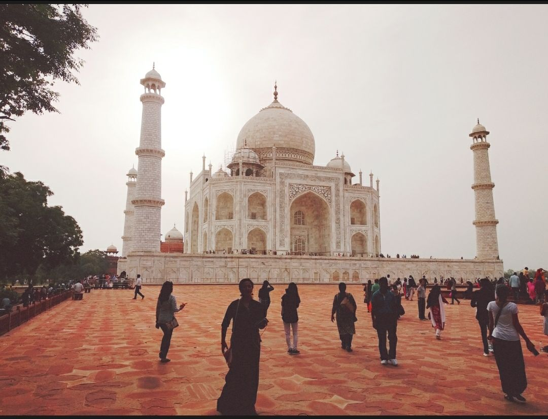 Photo of Taj Mahal By Lancy Anthony Raj