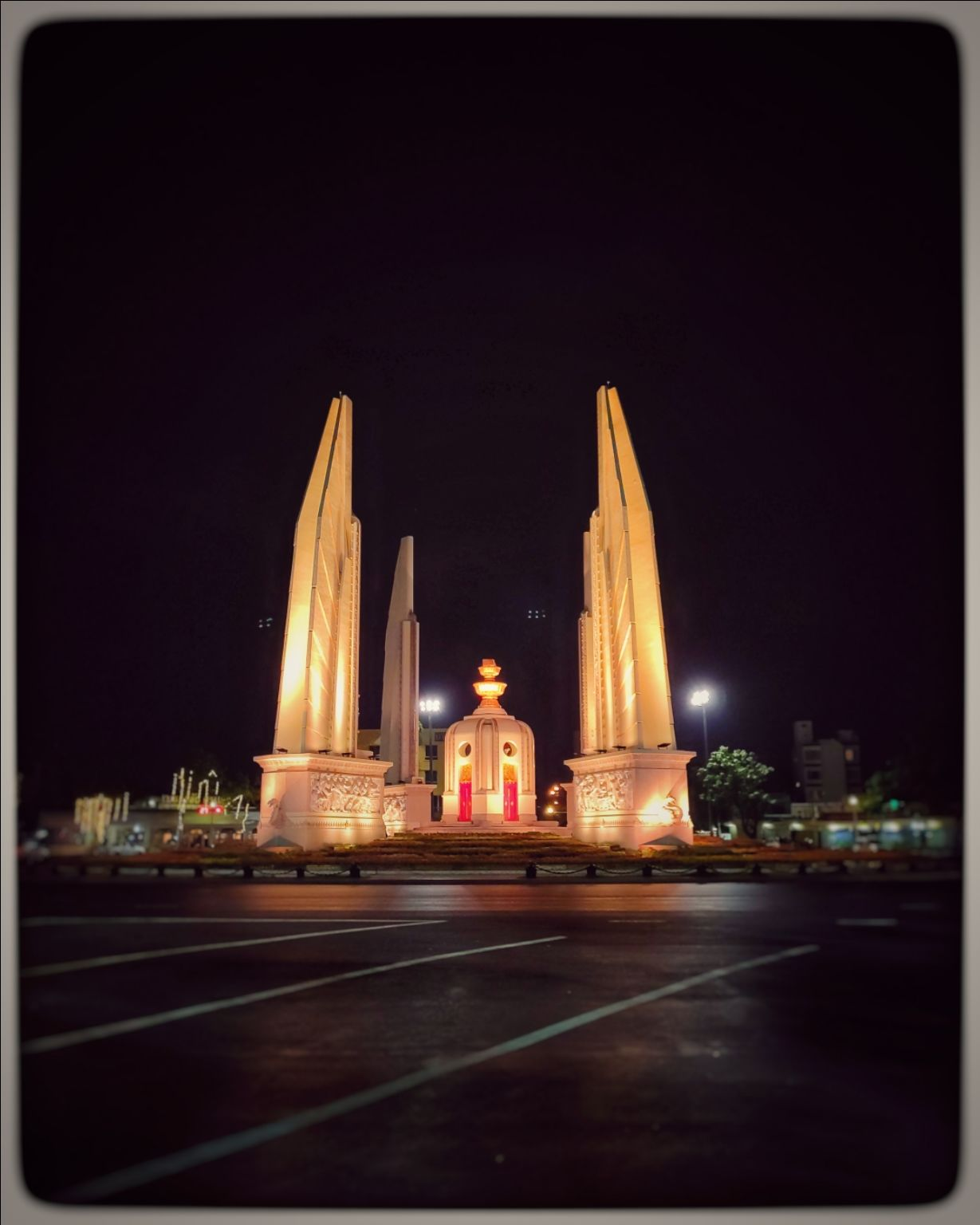 Photo of Democracy Monument By Lancy Anthony Raj