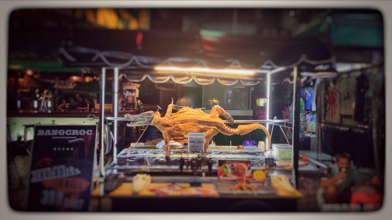 Photo of Khao San road night market Khaosan Road By Lancy Anthony Raj