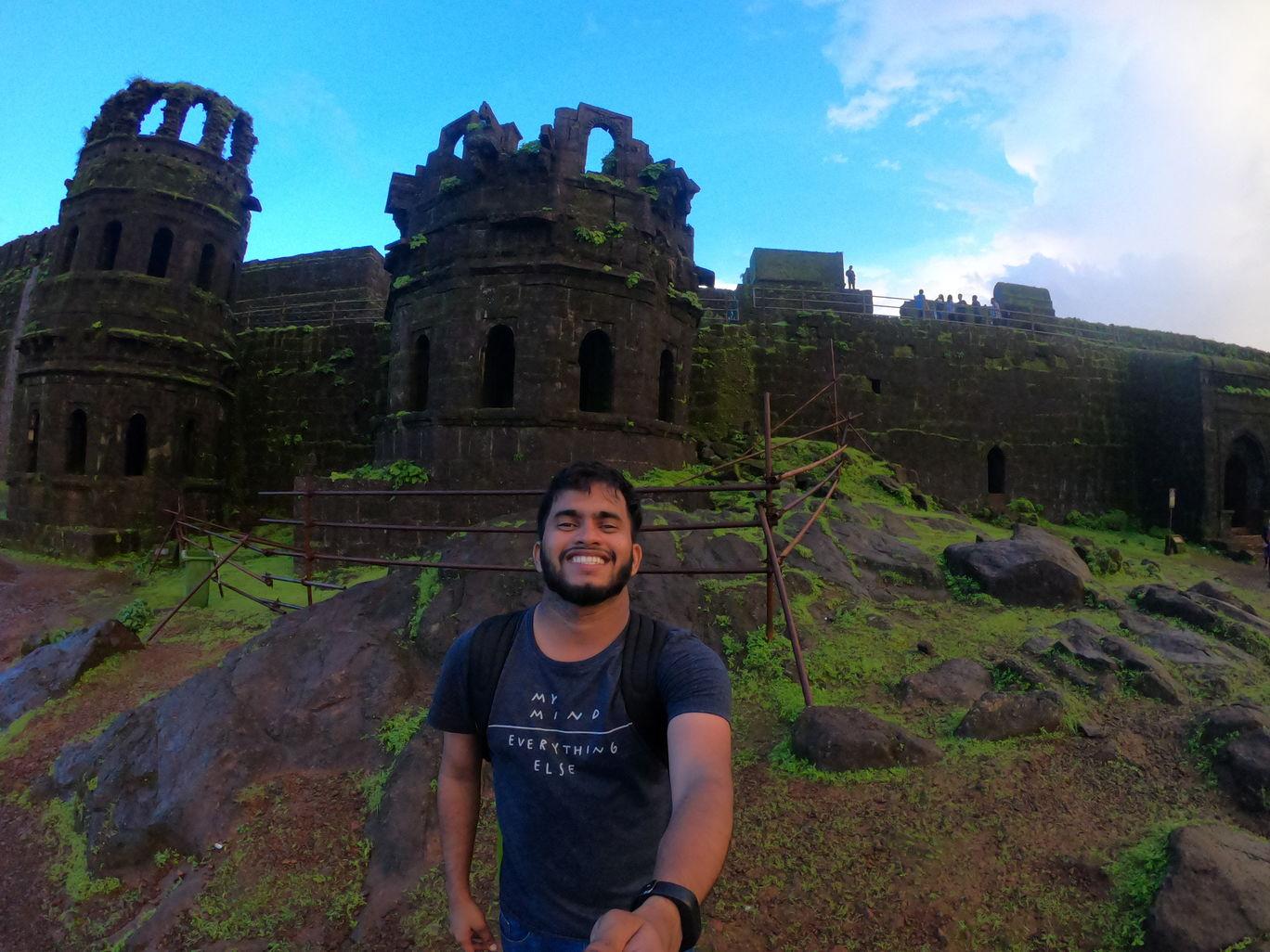 Photo of Raigad Fort By Ishwar Madkaikar