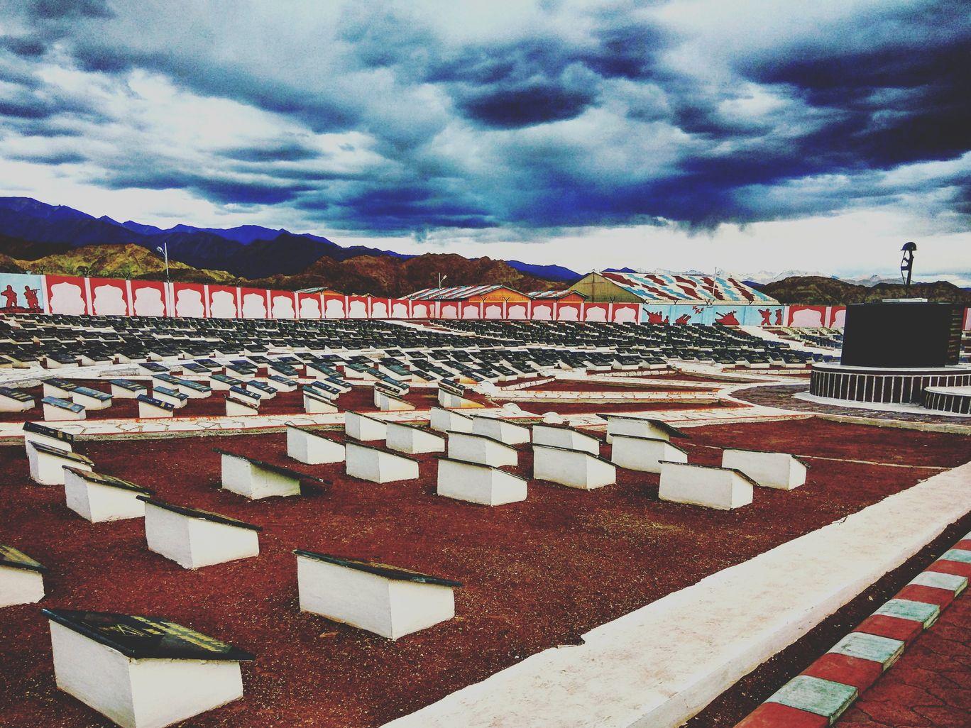 Photo of War Memorial By Riya Bali
