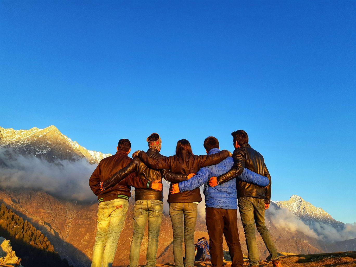 Photo of Triund Trek By Karan Verma