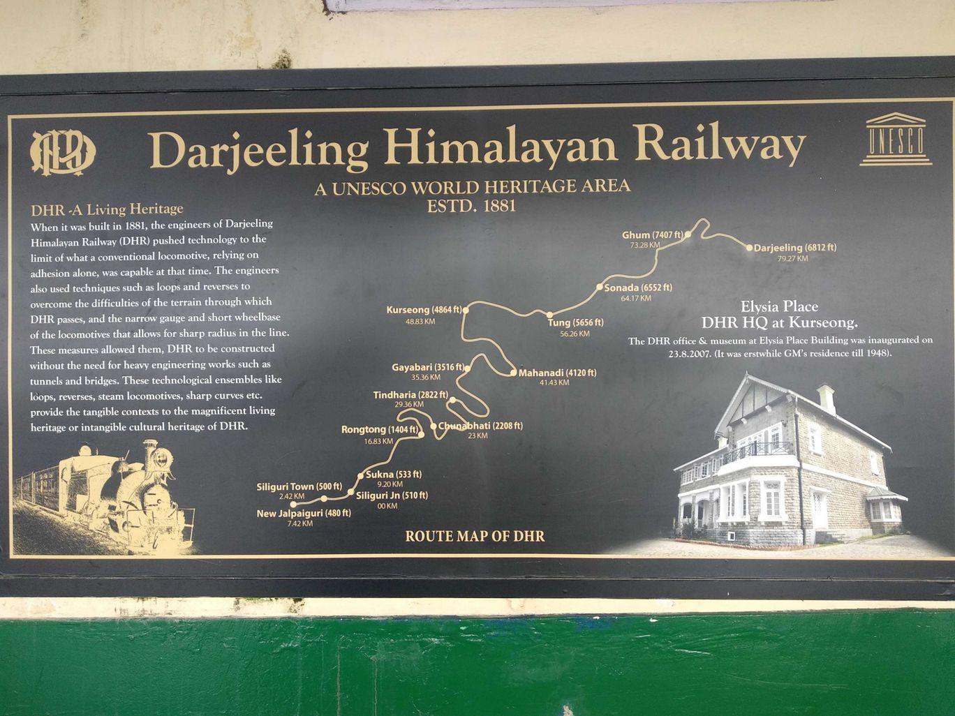 Photo of Darjeeling Rly Station By Debopriyo Das