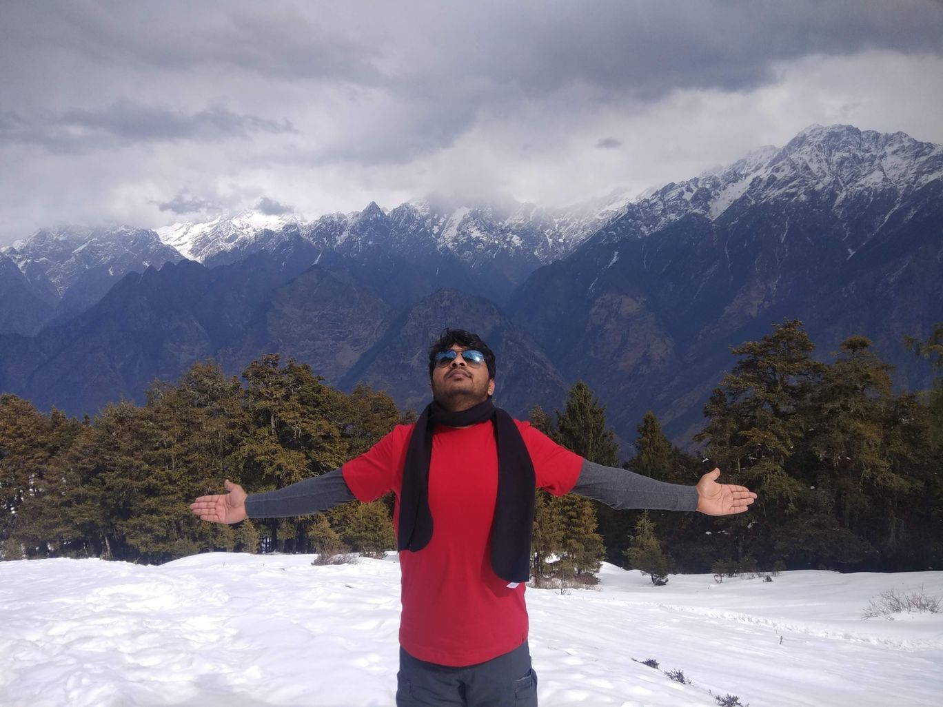 Photo of Auli Laga Salude By Travelll..FeVeR