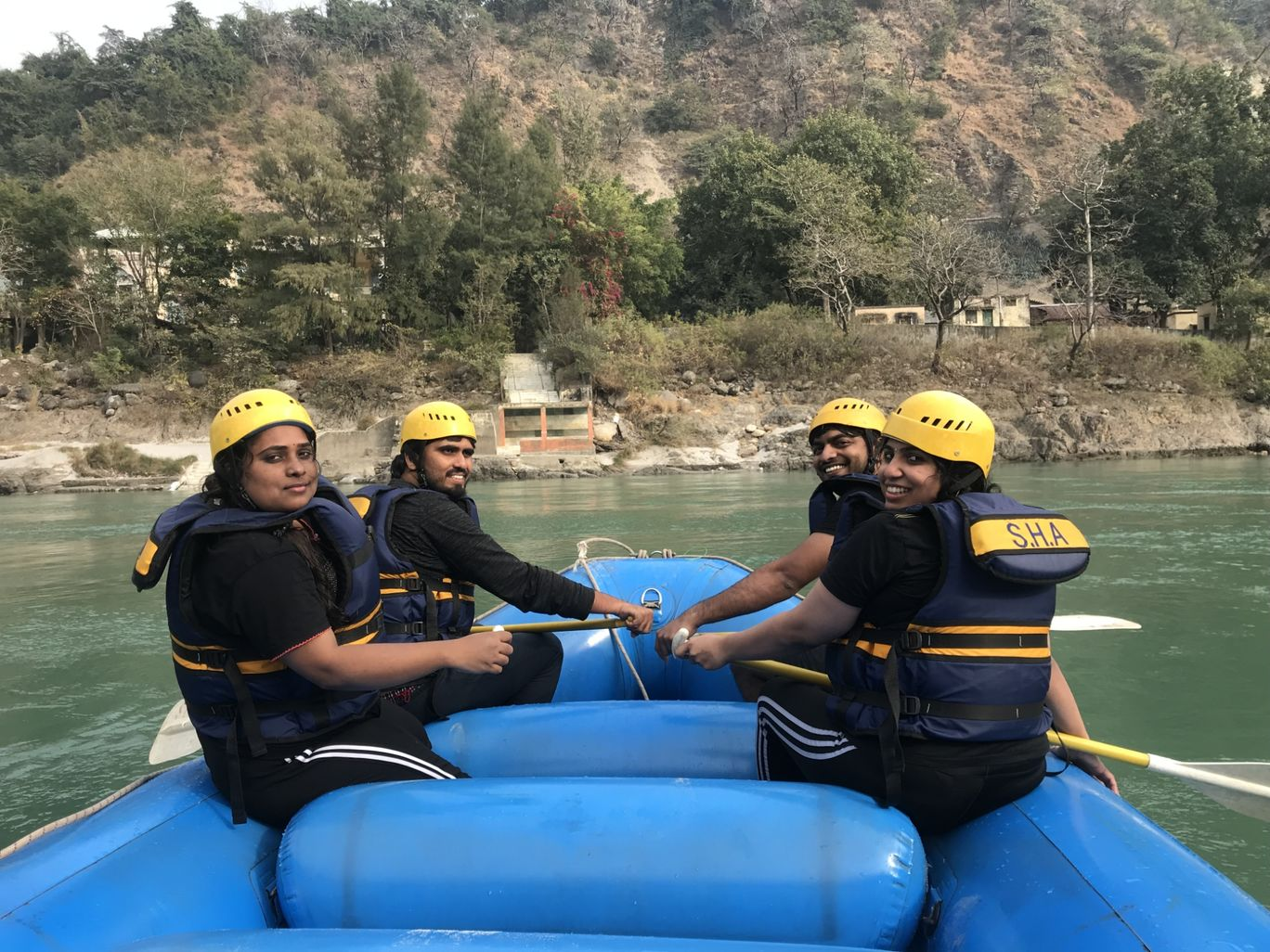 Photo of Rishikesh By Travelll..FeVeR