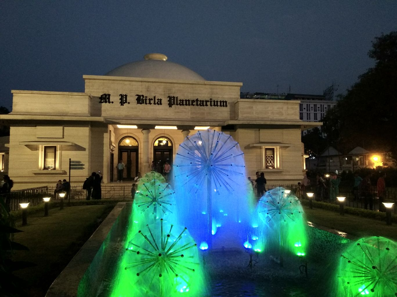 Photo of Birla Planetarium By Dr Neeraj Garg