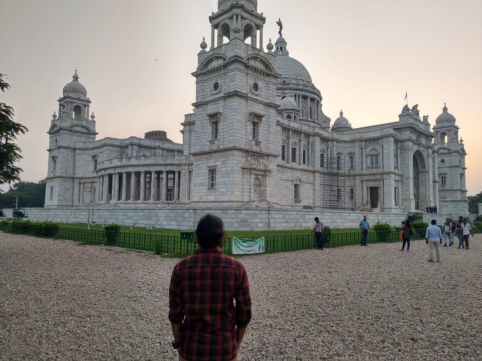 Photo of VICTORIA MEMORIAL By Dr Neeraj Garg