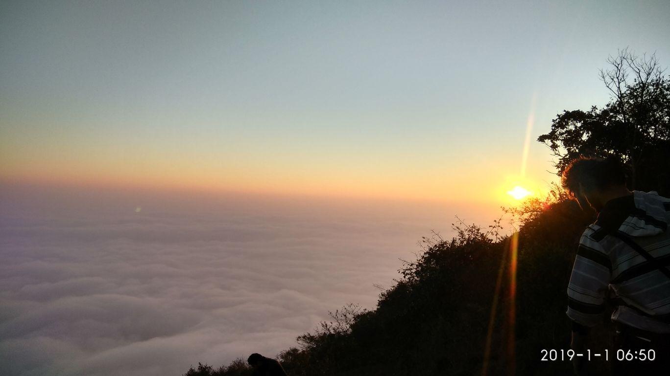 Photo of Skandagiri Hills By Rakesh Gowda