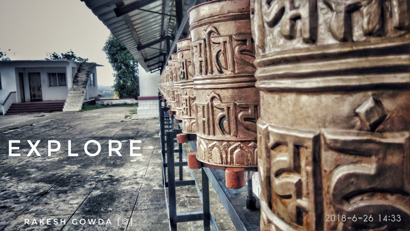 Photo of Dhondenling Monastery By Rakesh Gowda