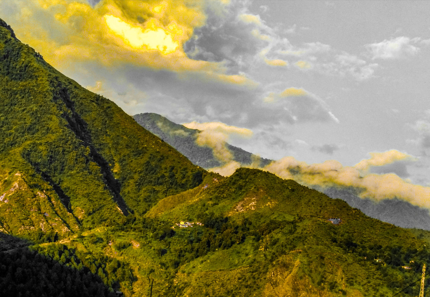 Photo of McLeod Ganj By R Ockstarr Sa M